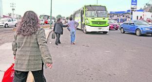 """""""La Maquinita"""" es una de las zonas más peligrosas para transportistas, en Toluca. Noticias en tiempo real"""
