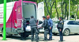 """Infarto fulmina a presunto """"coyote"""", en el edificio servicios Administrativos de Toluca. Noticias en tiempo real"""