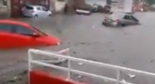 Fuertes lluvias dejan afectaciones en el Valle de México. Noticias en tiempo real