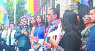 Exigen apoyo del ayuntamiento para la Marcha del Orgullo Gay, en Toluca  . Noticias en tiempo real