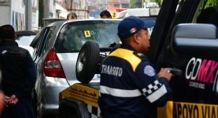 Policías asesinan a joven que los chocó e intentó huir, en Iztacalco. Noticias en tiempo real