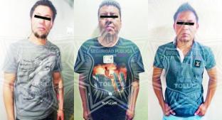 Capturan a tres por robo de equipo de cómputo valuado en 200 mil pesos, en Toluca. Noticias en tiempo real