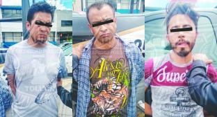 Detienen a tres ladrones que ingresaron a una vivienda, en Toluca. Noticias en tiempo real