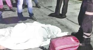 Vehículo atropella a joven y le despedaza la cabeza, en Ocoyoacac. Noticias en tiempo real