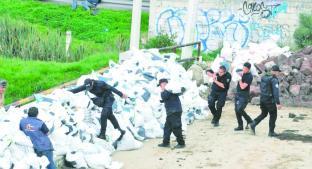 Fractura de Río Lerma deja 600 casas inundadas, en San Mateo Atenco. Noticias en tiempo real