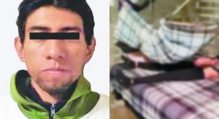 Detienen a sujeto por asesinar a golpes a mujer, en Valle de Chalco. Noticias en tiempo real