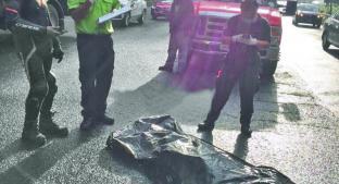 Motociclista derrapa sobre carretera y muere en Ocoyoacac. Noticias en tiempo real