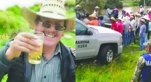 Encuentran este fin de semana el cuerpo de un hombre que cayó al río Lerma, en Toluca. Noticias en tiempo real