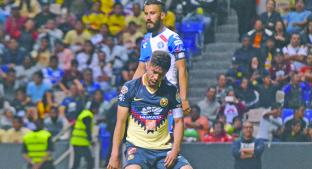 América no vence a Puebla desde el Apertura 2014 en Liga. Noticias en tiempo real
