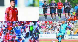 Portero del Atlante se une al grupo de guardametas goleadores en la Liga MX. Noticias en tiempo real