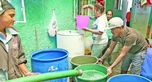 Inician recortes en el suministro de agua para la Ciudad de México. Noticias en tiempo real