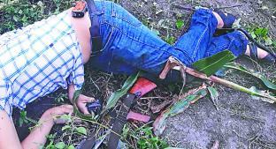 Ejecutan con tiro de gracia a halcón en Tejupilco. Noticias en tiempo real