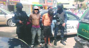 Los sorprendieron robando cerveza y casi los linchan en Toluca. Noticias en tiempo real
