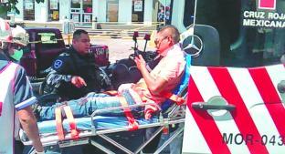 Fuego cruzado entre agentes por viejas rencillas, en Cuernavaca. Noticias en tiempo real
