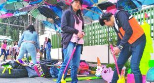 Recuperan espacios y los transforman en parques, en Toluca. Noticias en tiempo real