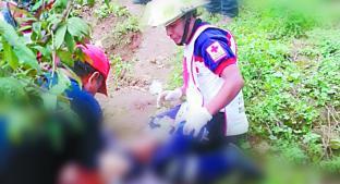 Niño pierde la vida al caer a un pozo, en Valle de Bravo . Noticias en tiempo real