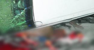 Conductor termina con cráneo partido tras volcadura, en Toluca. Noticias en tiempo real