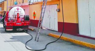 Gasero muere electrocutado, en Santa María Rayón . Noticias en tiempo real