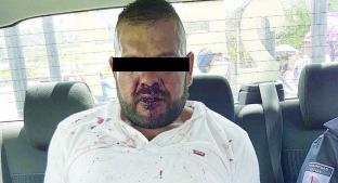 Detienen a ladrón de casas y casi lo linchan los vecinos, en Toluca. Noticias en tiempo real