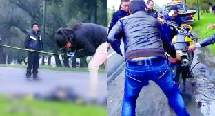 Motociclista muere atropellado y queda despedazado sobre Paseo Tollocan. Noticias en tiempo real
