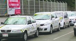Taxistas exigen seguridad frente a ola de crímenes en Toluca. Noticias en tiempo real