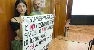 Ambientalistas señalan los daños provocados del NAIM, en Lago de Texcoco. Noticias en tiempo real