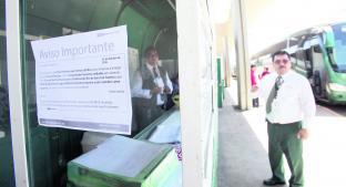 Suspenden rutas de autobuses en Tenancingo por aumento de inseguridad. Noticias en tiempo real