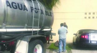 Llega corte de agua antes del 31, en Tlalnepantla. Noticias en tiempo real