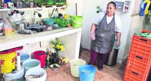 Ante obras del Cutzamala 54 colonias sufren corte total, en Toluca. Noticias en tiempo real