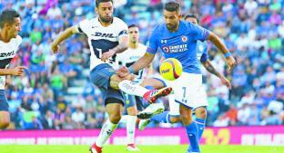 Cruz Azul ha dominado a Pumas en lo que va de la década. Noticias en tiempo real
