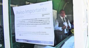 Dejan sin castigo a normalistas, en Toluca. Noticias en tiempo real