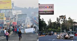 Las lesiones que sufrieron los vecinos de San Juan Ixhuatepec, Edomex. Noticias en tiempo real