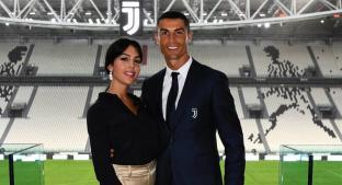 Cristiano Ronaldo va al altar con su novia Georgina. Noticias en tiempo real