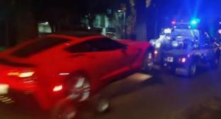 Propinan 30 balazos a conductor de automóvil de lujo en la colonia Narvarte, CDMX. Noticias en tiempo real