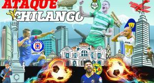 Capitalinos arrancan la Liguilla y buscan quitar del trino al Santos . Noticias en tiempo real