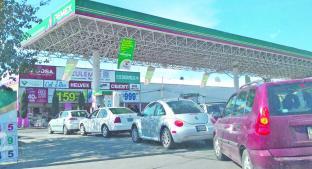 Desabasto de combustible causa pánico, en Toluca . Noticias en tiempo real