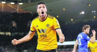 Jiménez anota su cuarto gol en la Liga inglesa, en la remontada de los Wolves ante Chelsea. Noticias en tiempo real