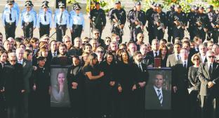 Claman justicia por la trágica muerte de Martha Alonso y Rafael Moreno Valle, en Puebla. Noticias en tiempo real