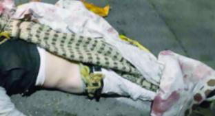Lo dejan baleado, encobijado y maniatado en alcaldía Cuauhtémoc. Noticias en tiempo real
