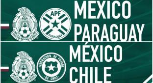 El Tri enfrentará a Chile y Paraguay, en la Fecha FIFA . Noticias en tiempo real