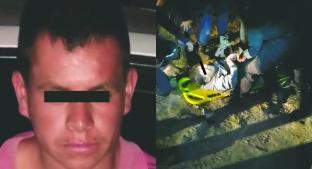 Detienen a violador y asesino de Camila, en Puebla. Noticias en tiempo real