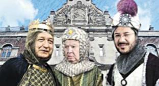 Carta a los Reyes Magos de la Cuarta Transformación. Noticias en tiempo real