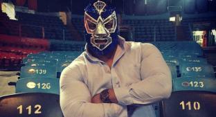 El Diamante Azul quiere ser el campeón universal del CMLL . Noticias en tiempo real