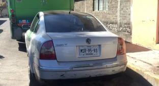 Hallan cadáver maniatado dentro de un vehículo abandonado, en Iztapalapa . Noticias en tiempo real