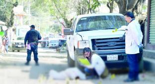 El año 2018 fue 20 por ciento más violento por crimen organizado, en México. Noticias en tiempo real