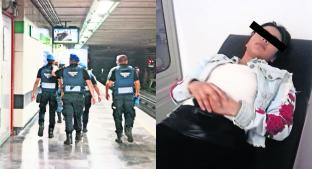Secuestro a mujeres causa temor entre usuarios del STC Metro, en CDMX. Noticias en tiempo real