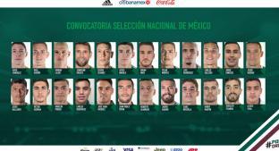 El Tata Martino da su primera convocatoria con la selección mexicana. Noticias en tiempo real