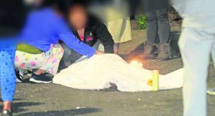 Policía ejecuta a comerciante de Naucalpan; familiares y vecinos exigen justicia por abuso. Noticias en tiempo real