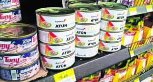 Por operativo de Profeco, tiendas de autoservicio retiran atún con soya en CDMX. Noticias en tiempo real
