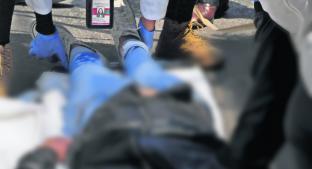 Resultado de imagen para hombre muere en jardinera de cuauhtemoc